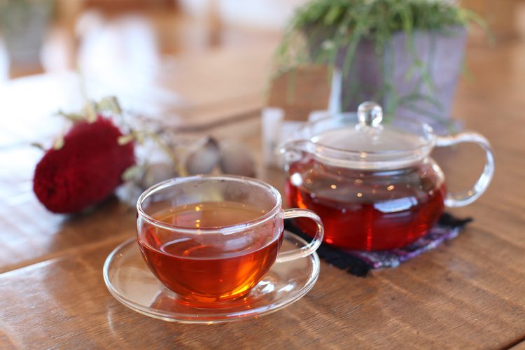 annon tea house  西願将也さんによる ~おうちで楽しむ紅茶講座~