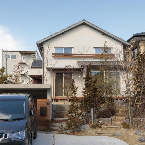 【愛知県清須市】ボルダリングをDIYで!理想を詰め込んだ自慢の住まい