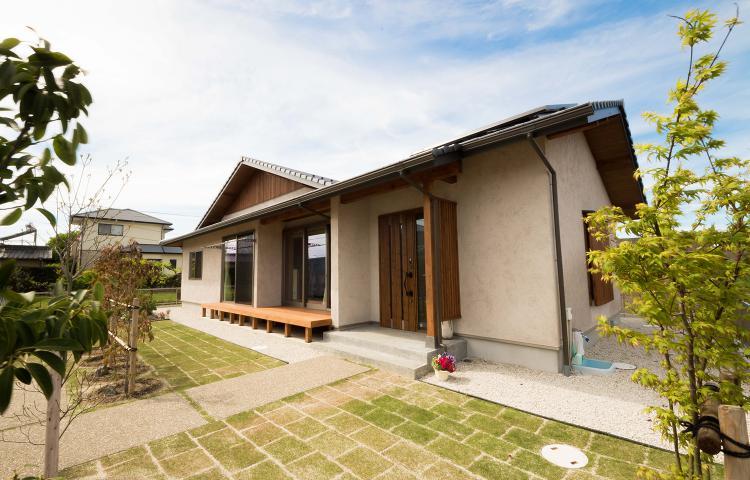 【愛知県一宮市】自分たちへの「ご褒美」 終の棲家  平屋の住まい