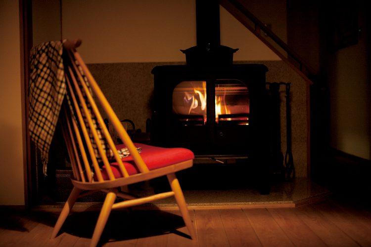 心豊かに冬を愉しむ薪ストーブ体験会