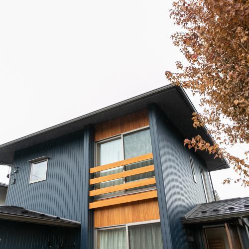 【岐阜県大垣市】ゆるやかにつながる家族空間で過ごす住まい