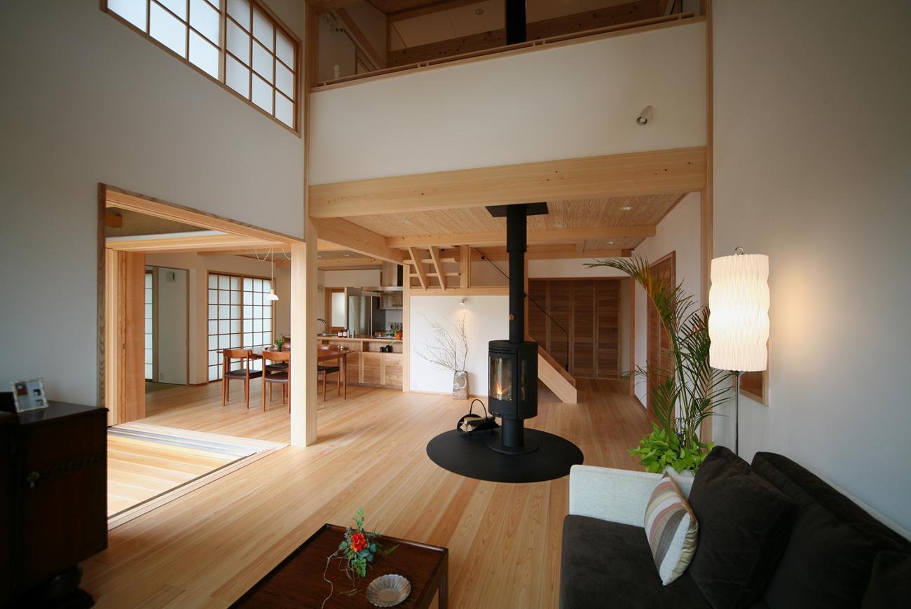【展示場体験会】各務原展示場-日本の建築美に包まれる暮らし-