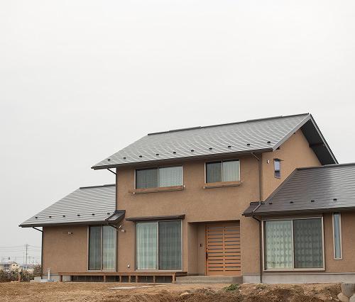 【岐阜県海津市】気兼ねなくのびやかに暮らす二世帯住宅