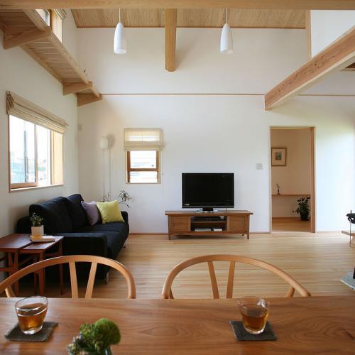 【岐阜県岐阜市】木の息吹を感じ、森の歴史を感じる木組みの家