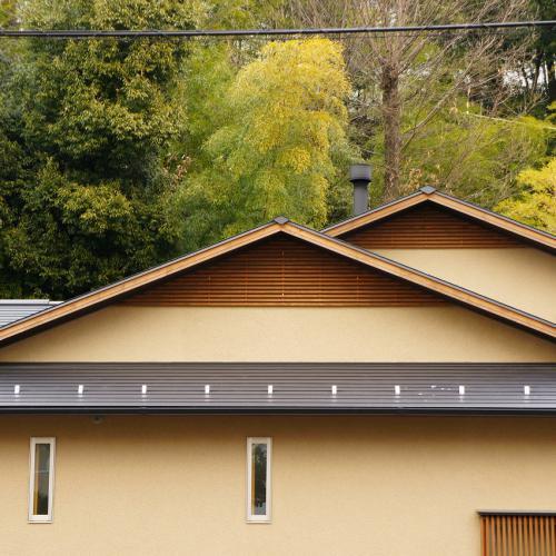 【岐阜県各務原市】木組みが美しい平屋の住まい