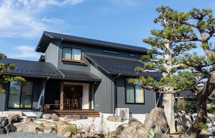 【岐阜県羽島市】旧宅の思い出をつなぐ 心豊かに暮らす家