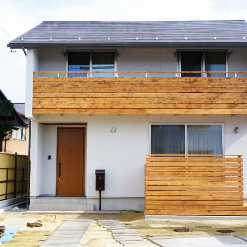 【岐阜県岐阜市】自然とつながり家族とつながる街中の住まい