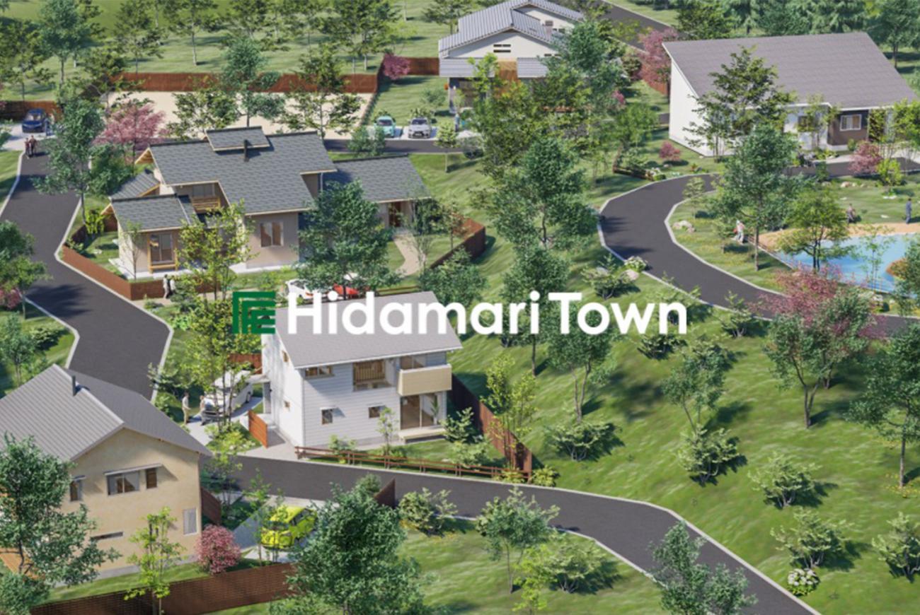 『HidamariTown』