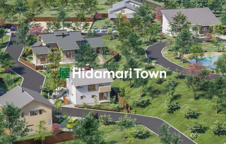 日本最大級のVRタウン「HidamariTown」オープン