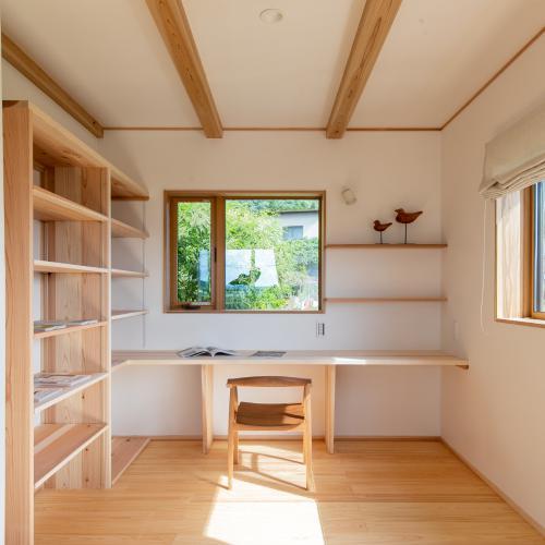 【岐阜県揖斐川町】自然に包まれて暮らす OMソーラーの家