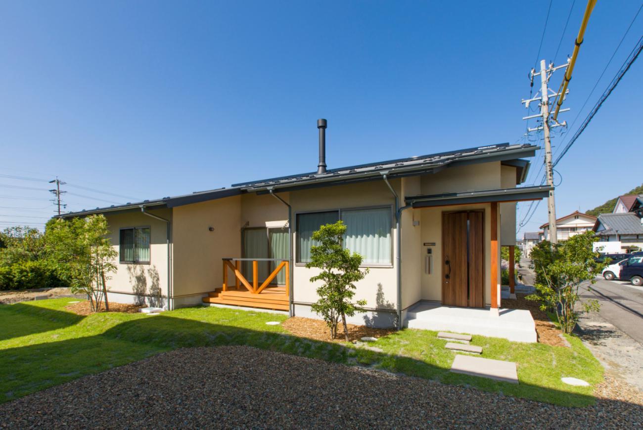 【完成見学会】コンパクトに建てて広く暮らす平屋の住まい